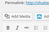 Add media button example